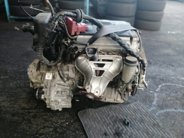 Двигатель Toyota 2NZ-FE - 5931122 AT U441E-03A FF NNP10 121 000 km коса+комп 1
