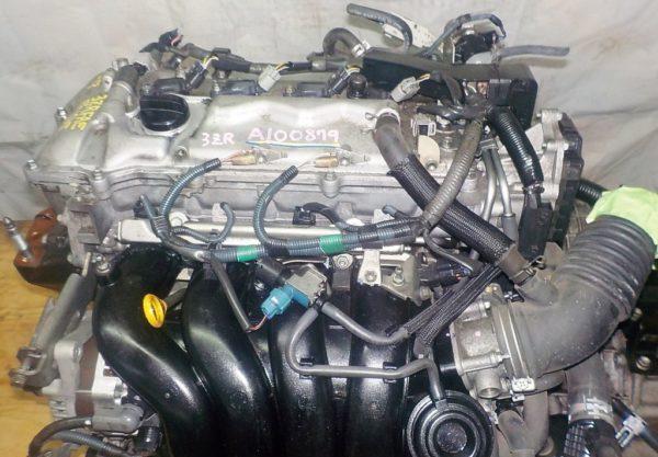 КПП Toyota 3ZR-FAE CVT 2
