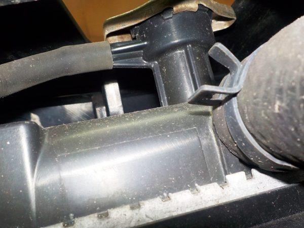 Ноускат Toyota bB 20 2005-2010 y. xenon (W02201801) 14