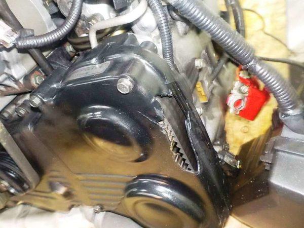 КПП Subaru EJ20-T AT FF 4WD BP5 5