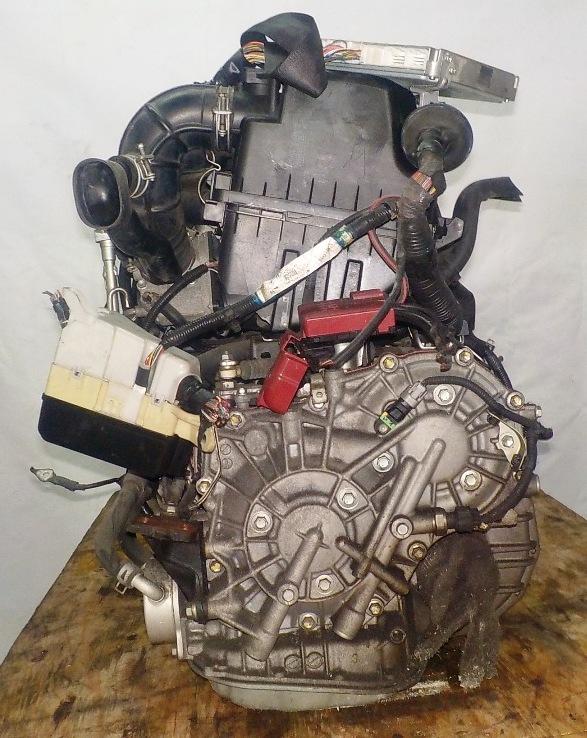 Двигатель Toyota 1NZ-FE - C278205 CVT K210-02A FF NCP81 161 244 km электро дроссель коса+комп 6