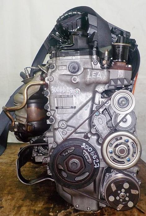 Двигатель Honda LEA - 3006627 CVT SD5A FF GP3 коса+комп 4