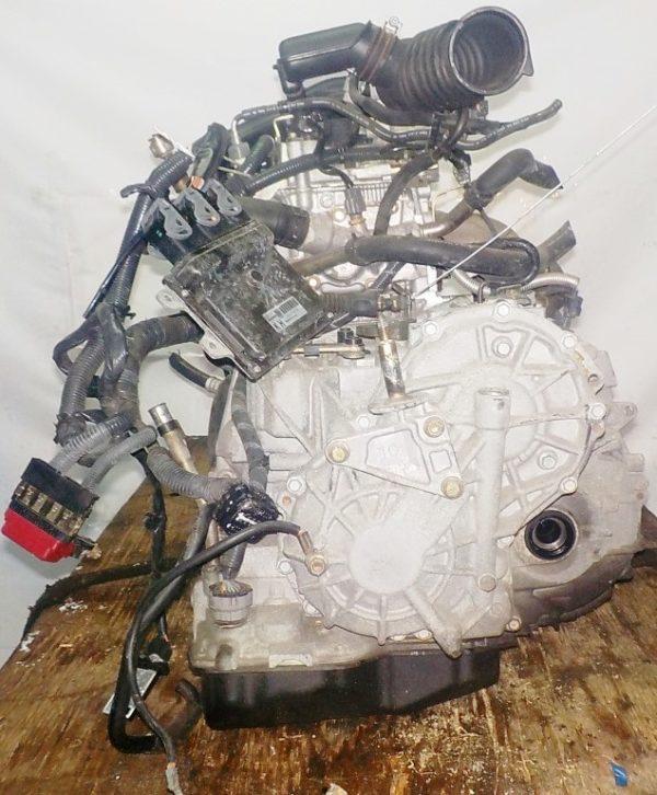 Двигатель Nissan MR18-DE - 042662A CVT RE0F08A FF коса+комп 5