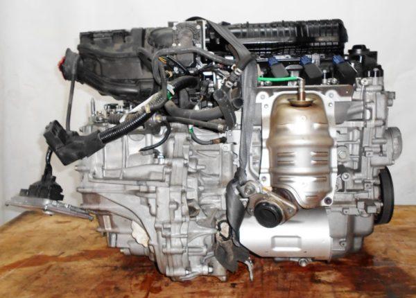 Двигатель Honda L13A - 4047325 CVT SE5A FF GE6 118 000 km коса+комп 4