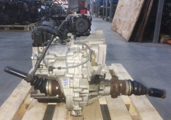 АКПП Volkswagen BBY AT FF (876) 5