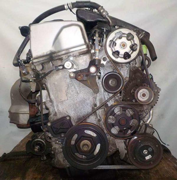 Двигатель Honda K24A - 5123266 AT MFHA FF Odyssey коса+комп 3