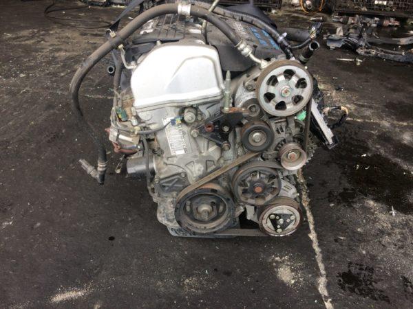 Двигатель Honda K20A - 2605444 AT MTJA FF RG1 102 700 km коса+комп 3