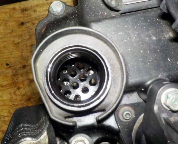 Двигатель Honda LEA - 3043769 CVT SD5A FF GP3 коса+комп 6