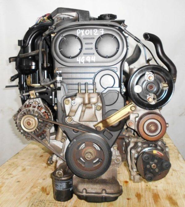 Двигатель Mitsubishi 4G94 - PX0127 CVT F1C1A FF CR6W GDI MR578557 74 000 km комп 5