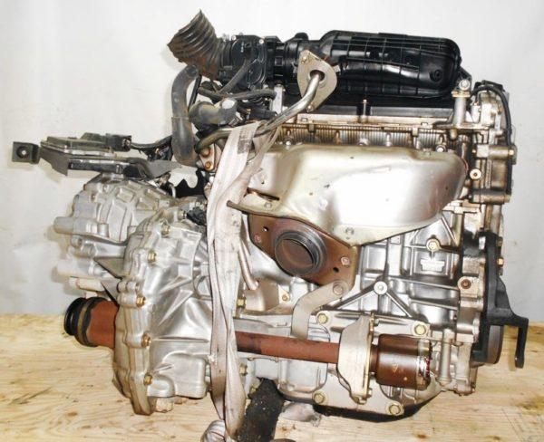 Двигатель Nissan MR20-DE - 229988A CVT RE0F10A FF C25 129 000 km коса+комп 5