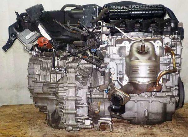 Двигатель Honda LEA - 3043769 CVT SD5A FF GP3 коса+комп 4