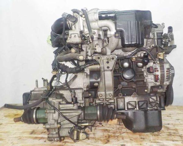 Двигатель Mazda Z5 - 405973 MT FF 4