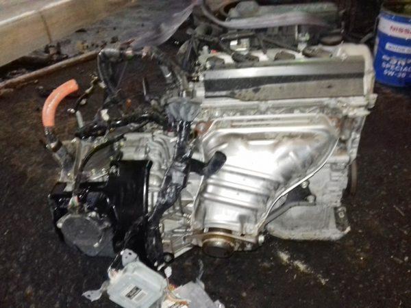 КПП Toyota 1NZ-FXE AT FF NHW20 1