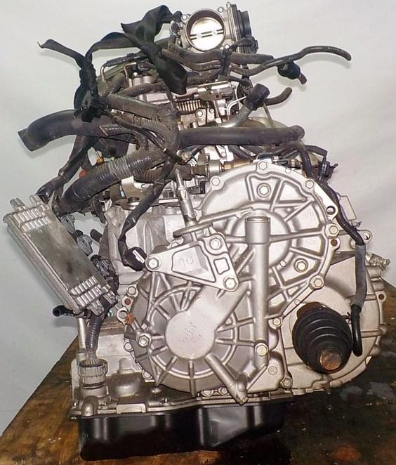 Двигатель Nissan MR18-DE - 057008A CVT RE0F08A FF коса+комп 5