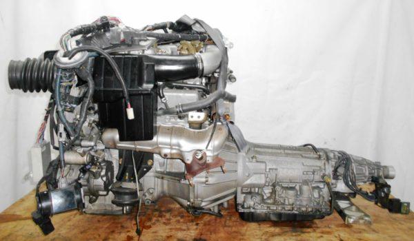 КПП Nissan VQ25-DE AT RE4R01A FR MY33 1