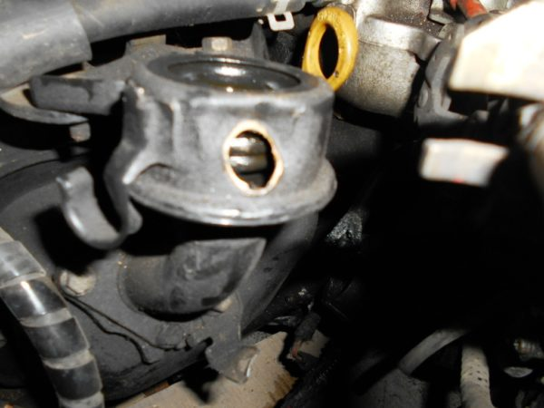 Двигатель Toyota 2TZ-FZE - 1445424 AT 4WD Estima 9