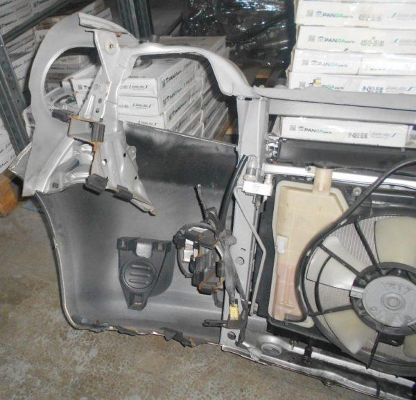 Ноускат Toyota Porte нет L фары (W111812) 6