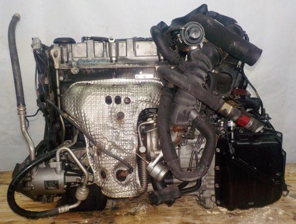 Двигатель Mitsubishi 4G15-T - JN3851 CVT F1C1A FF Z27A 147 724 km коса+комп 1