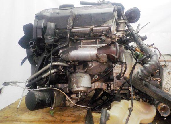 Двигатель Volkswagen AMX - 026299 AT FF коса+комп 4