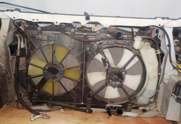 Ноускат Honda Edix xenon (E041907) 8