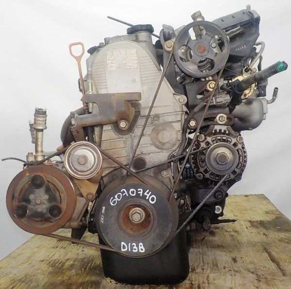 Двигатель Honda D13B - 6070740 AT M7CA FF GA3 3