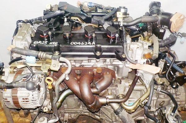 КПП Nissan QR25-DD NEO 2