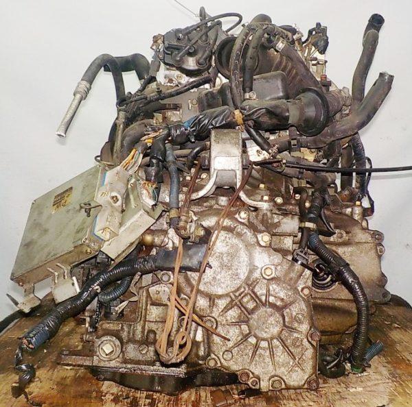 Двигатель Nissan KA24-DE - 137443U AT FF с датчиком скорости коса+комп 6