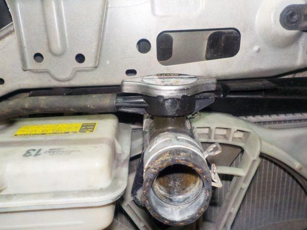 Ноускат Toyota Vitz 90, (1 model) (W051915) 7
