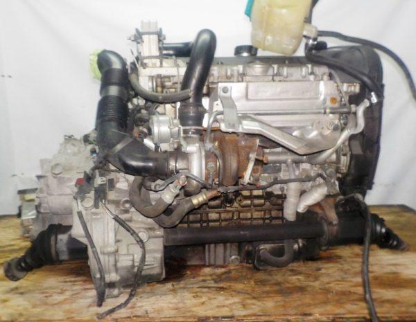 Двигатель Volvo B5234T - 1468103 AT FF коса+комп 7