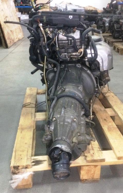 Двигатель Toyota 1G-FE - 6940453 AT 03-70LS 35000-2C400 FR BEAMS коса+комп 10