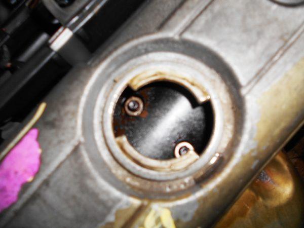 Двигатель Volkswagen AHS - 027979 AT FF 6