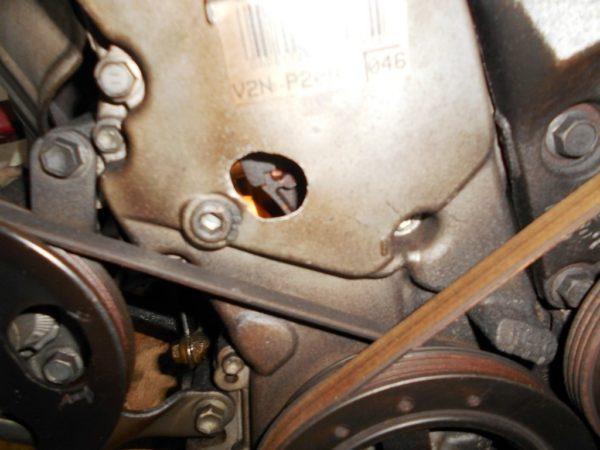 Двигатель Toyota 2NZ-FE - 3688752 AT U441E FF NCP30 коса+комп, без датчика скорости 4
