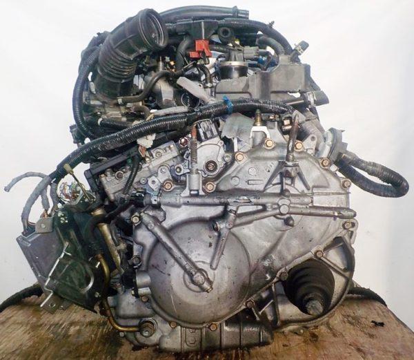 Двигатель Honda K24A - 5039163 AT MFHA FF RB1 коса+комп 5