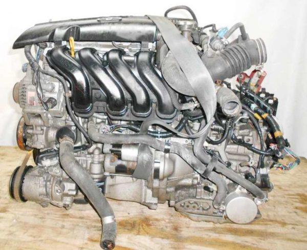 Двигатель Toyota 1NZ-FE - B994829 CVT K210-02A FF NCP100 155 000 km коса+комп 1