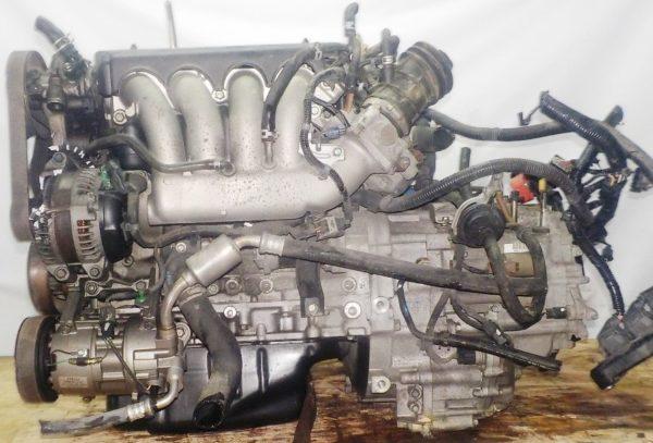 Двигатель Honda K20A - 2462107 AT MTJA FF RG1 140 000 km коса+комп 1