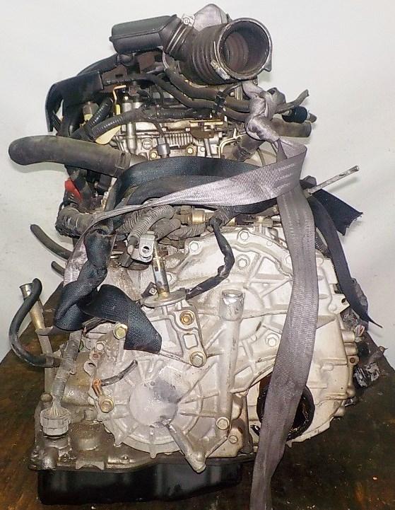 Двигатель Nissan MR18-DE - 007499A CVT RE0F08A FF коса+комп 5
