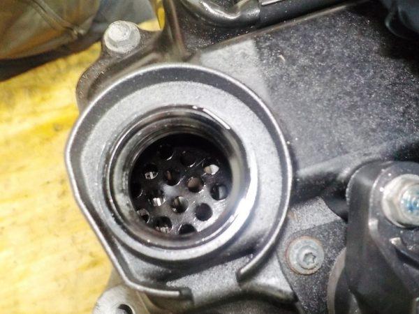 Двигатель Honda LEA - 3006627 CVT SD5A FF GP3 коса+комп 7