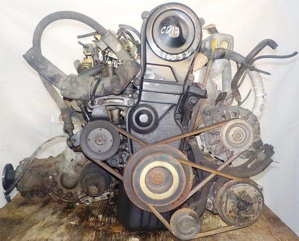 Двигатель Nissan CD17 - 627603X MT RS5F31A FF 4WD гидравлическая 4