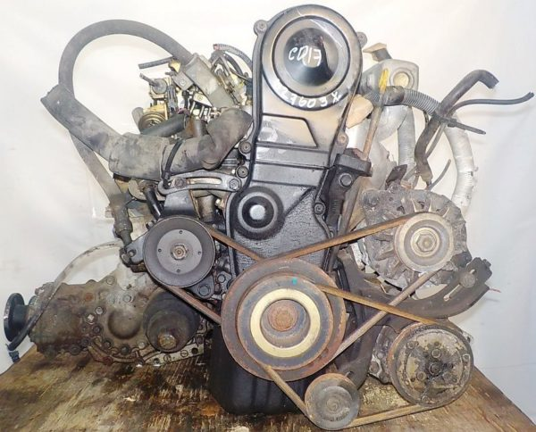 КПП Nissan CD17 MT FF 4WD 4