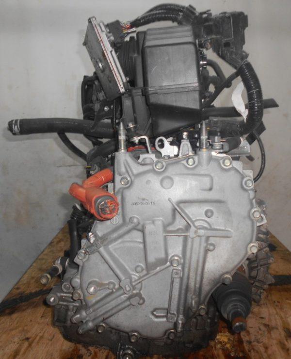 Двигатель Honda LDA - 2014398 CVT SBLA FF ZE2 коса+комп 4