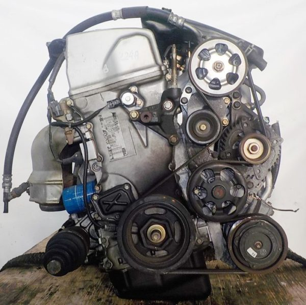 Двигатель Honda K24A - 5039163 AT MFHA FF RB1 коса+комп 3