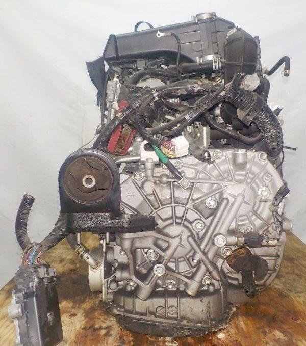 КПП Suzuki K12B CVT ZC71S 5