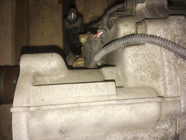 АКПП Volkswagen BBY AT FF (875) 3
