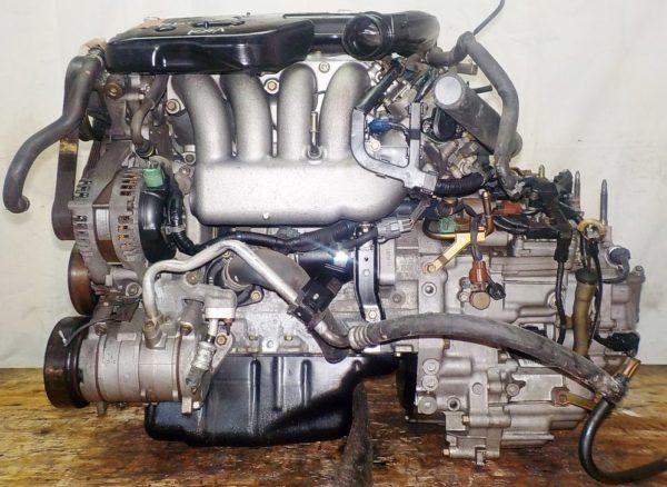 КПП Honda K24A AT MFHA FF RB1, брак 1-го соленоида 1