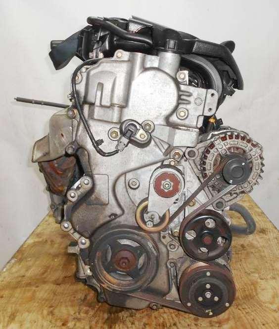 Двигатель Nissan MR20-DE - 079391A CVT RE0F10 GB57 FF C25 106 500 km коса+комп 3