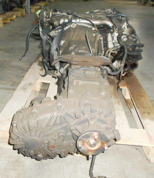 КПП Toyota 2TZ-FZE AT 4WD Estima 6