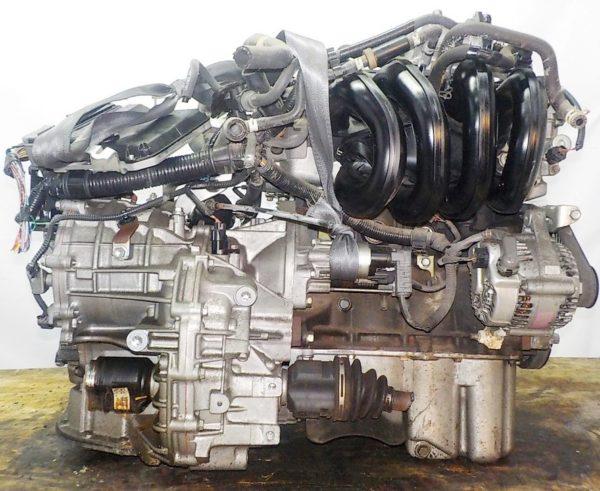 Двигатель Toyota 2SZ-FE - БЕЗ НОМЕРА CVT K410 FF коса+комп 4
