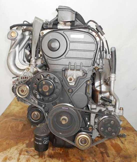 Двигатель Mitsubishi 4G15 - CX0057 CVT F1C1A FF Z27A 53 862 km 3