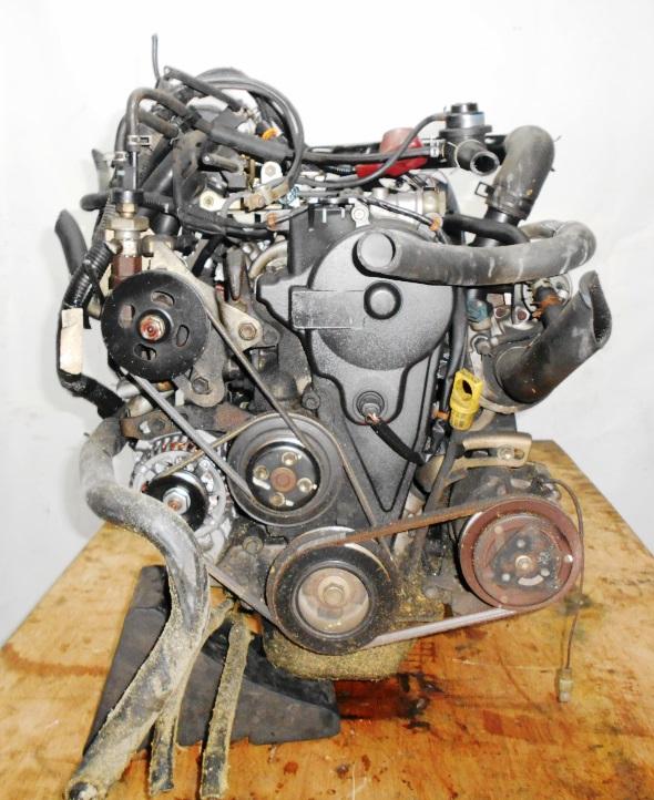 Двигатель Daihatsu EF-DET - 6479622 AT FR JBS5 J131G 98 000 km коса+комп 3