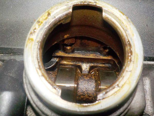 Двигатель Volvo B5244S2 - 1971201 AT FF 7